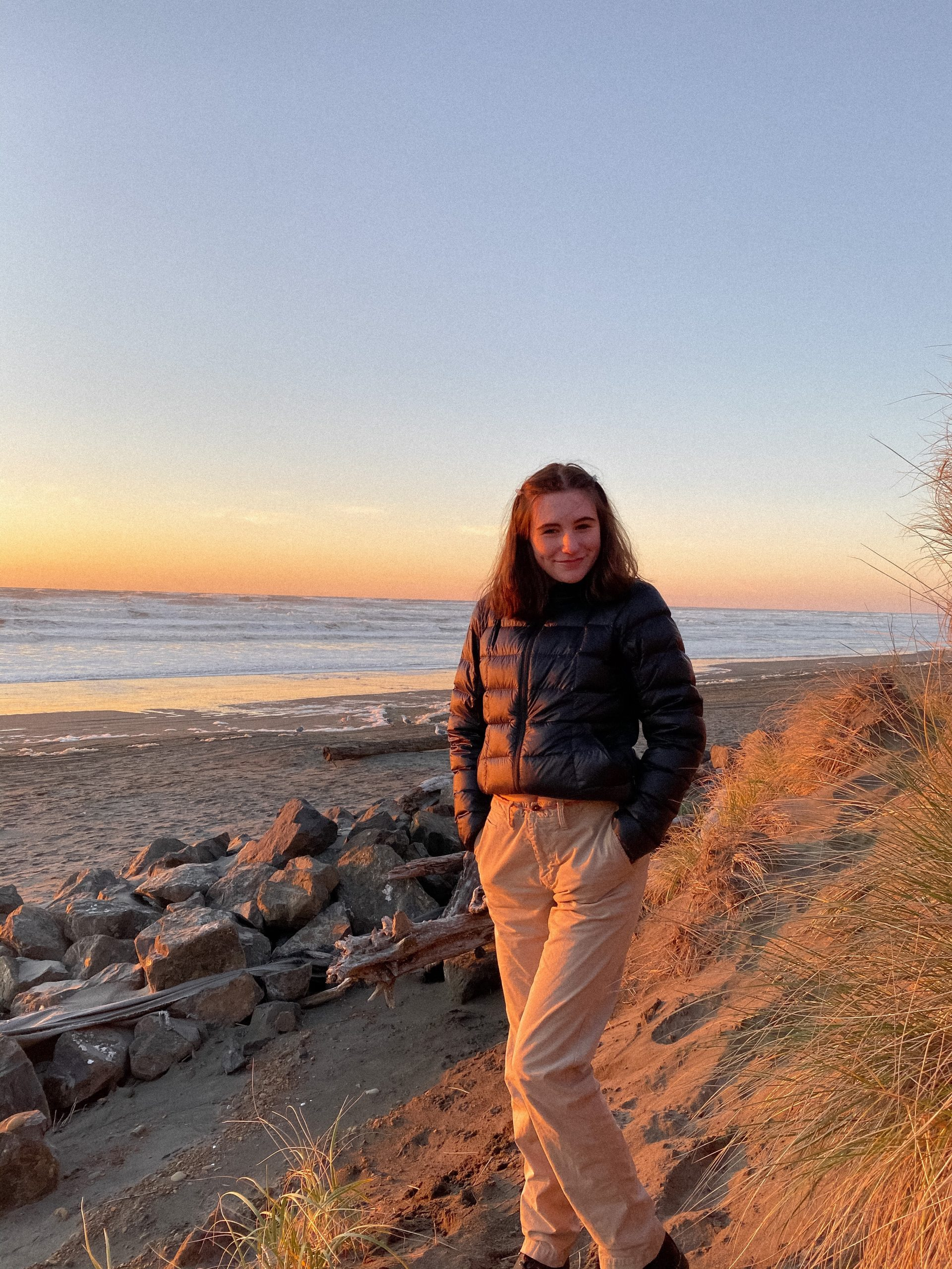 a weekend in ocean shores